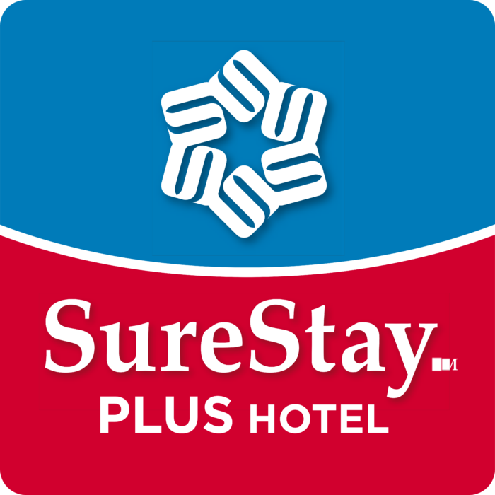 SureStay Hotel Group Logo blue&red
