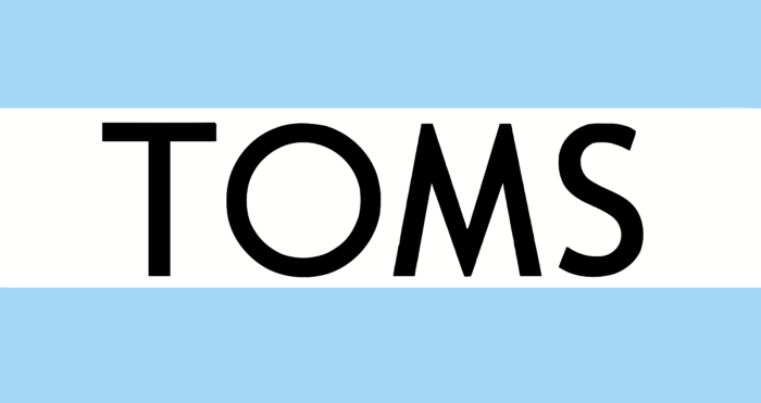 TOMS Shoes Logo