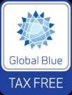 Tax Free Global Blue Logo