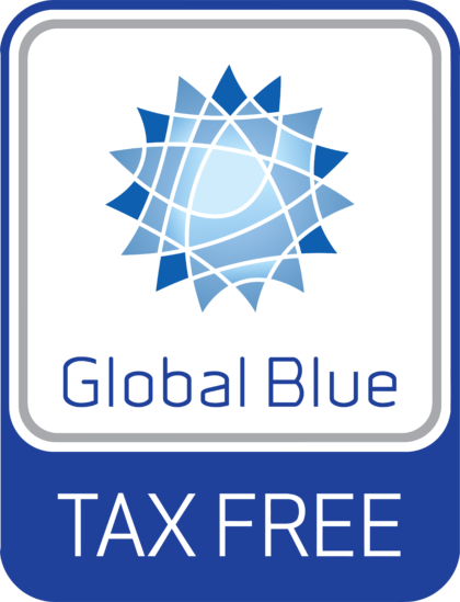 Tax Free Global Blue Logo