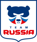 Team Russia Logo bear