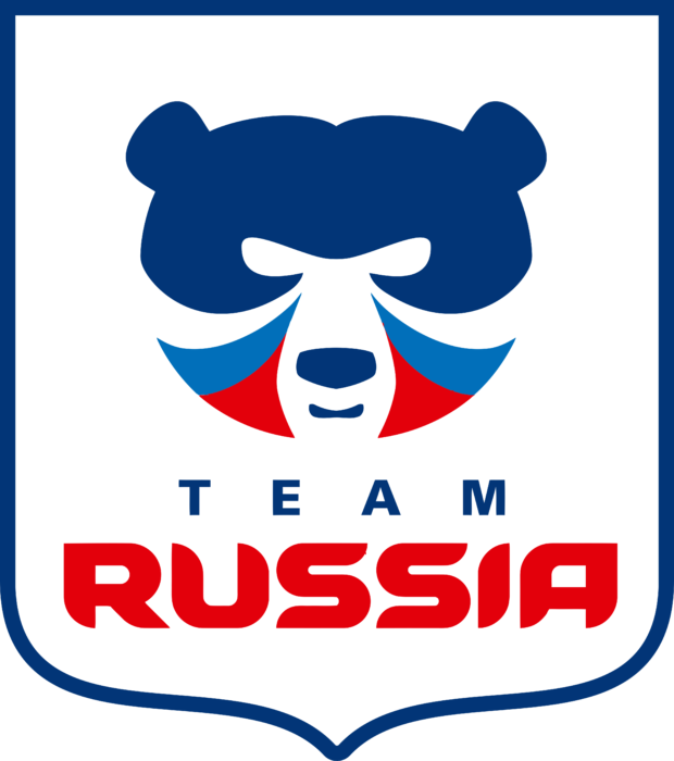Team Russia Logo bear