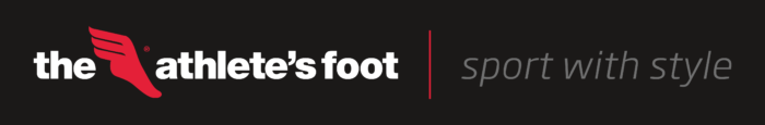 The Athlete's Foot Logo black