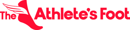 The Athlete's Foot Logo red