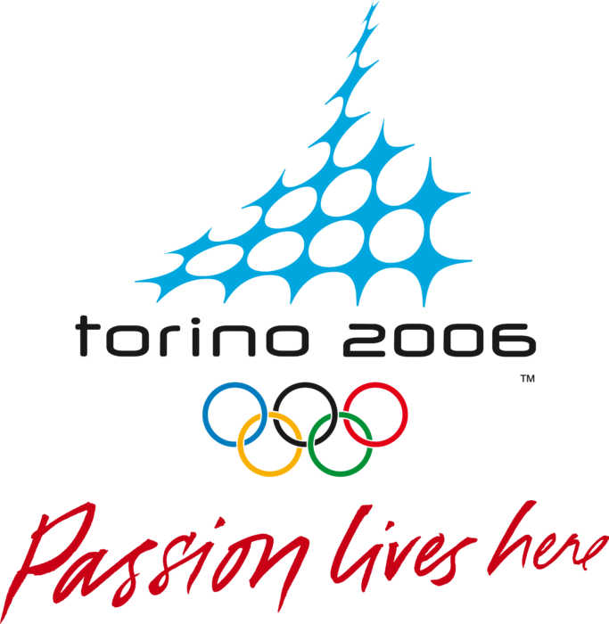 Torino 2006, XX Winter Olympic Games Logo 2