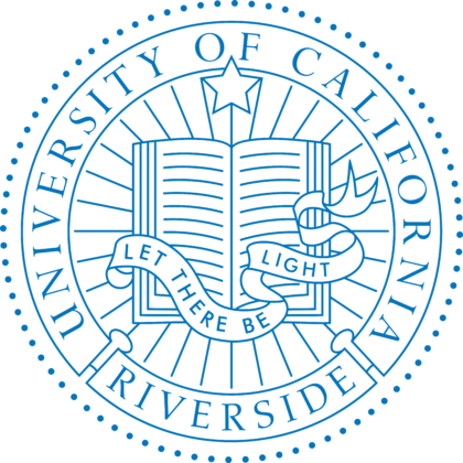 University of California, Riverside Logo