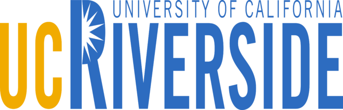 University of California, Riverside Logo text