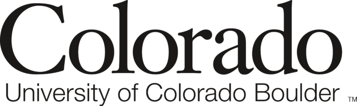 University of Colorado at Boulder Logo text
