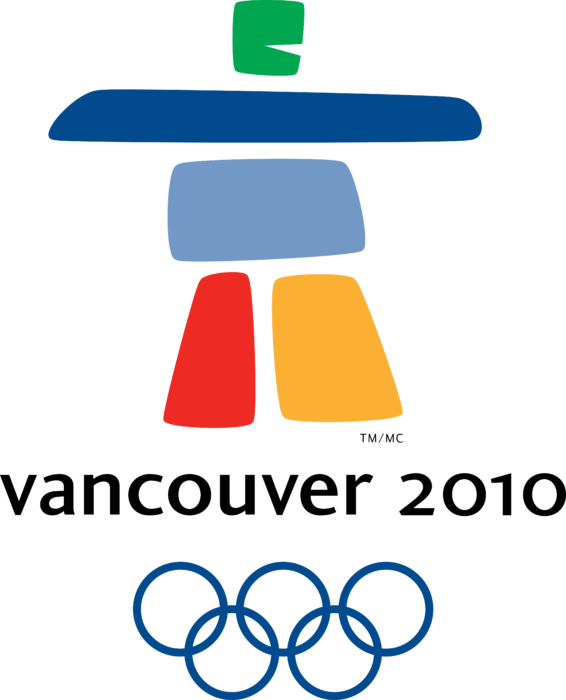 Vancouver 2010, XXI Winter Olympic Games Logo 2