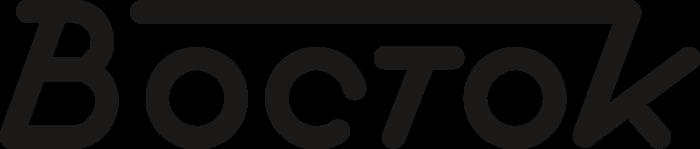 Vostok Logo black