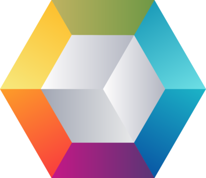 Voxels (VOX) Logo
