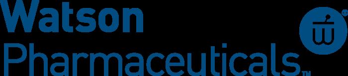 Watson Pharmaceuticals Inc. Logo full