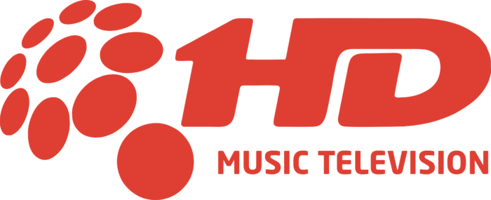 1HD Music Television Logo