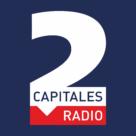 2 Capitales Radio Logo