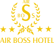 Air Boss Hotel Logo