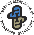American Association of Snowboard Instructors Logo