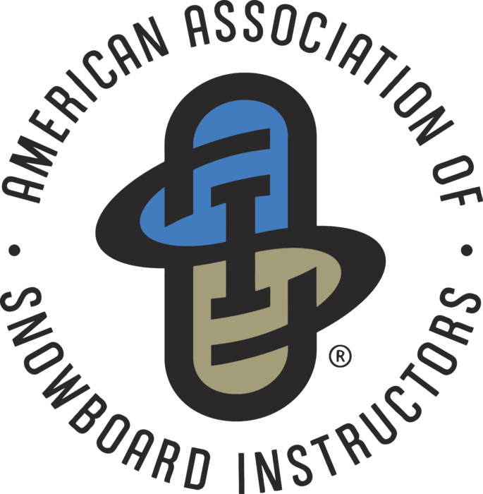 American Association of Snowboard Instructors Logo