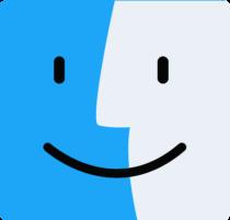 Apple Mac OS Logo