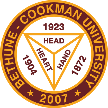 Bethune Cookman University Logo