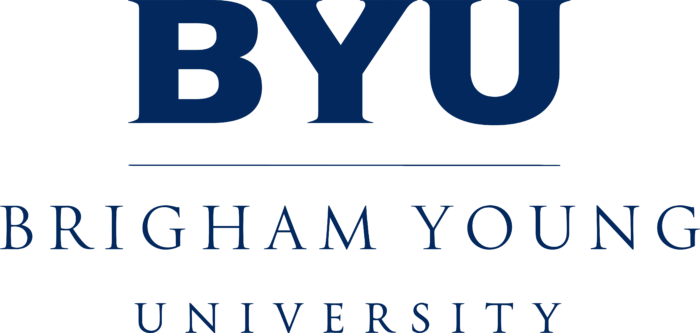 Brigham Young University Logo text
