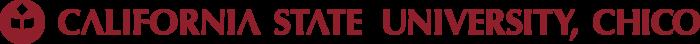 California State University, Chico Logo horizontally