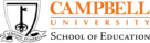 Campbell University School of Education Logo