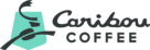 Caribou Coffee Logo horizontally