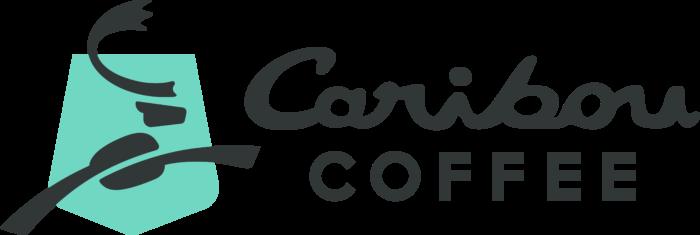 Caribou Coffee Logo horizontally