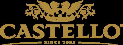 Castello Logo gold