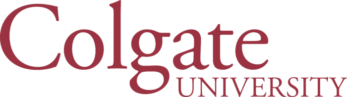 Colgate University Logo text