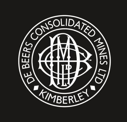 De Beers Consolidated Mines Logo