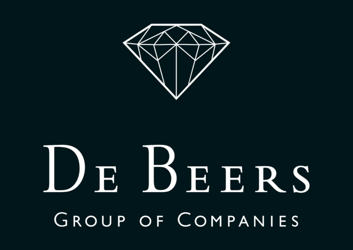 De Beers Logo old full