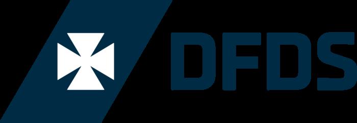 Det Forenede Dampskibs Selskab Logo