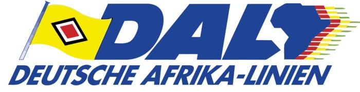 Deutsche Afrika Linien GmbH & Co. Logo full
