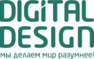 Digital Design Logo