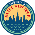 Disney's Hotel New York Logo