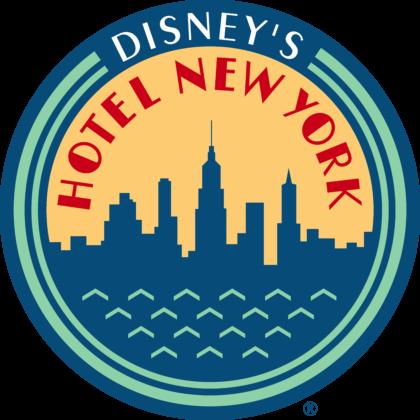 Disney's Hotel New York Logo