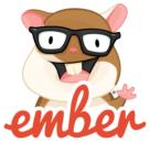 Ember.js Logo full
