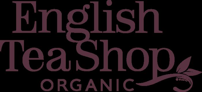 English Tea Shop Logo text