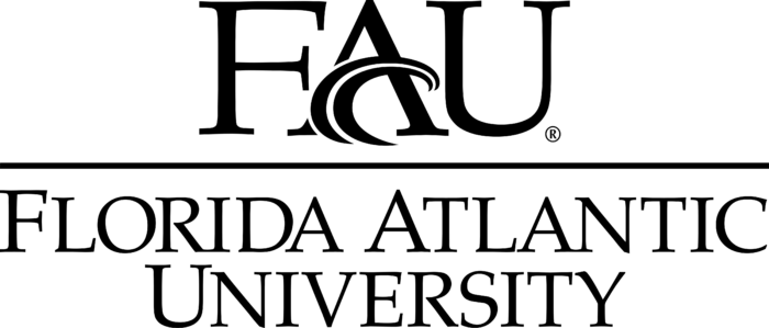 Florida Atlantic University Logo text