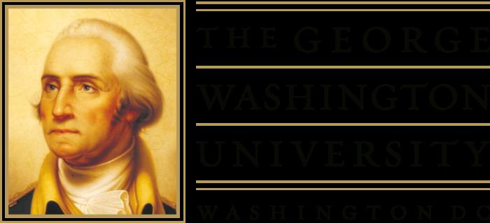 George Washington University Logo old