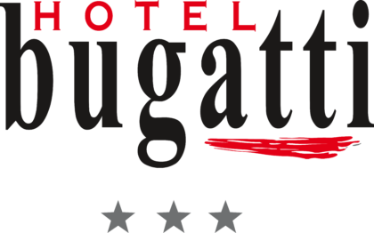 Hotel Bugatti Logo