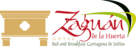 Hotel El Zaguán De La Huerta Logo