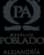 Hotel Poblado Alejandría Logo