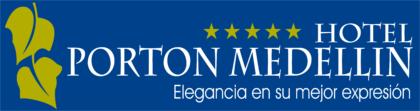 Hotel Portón Medellín Logo