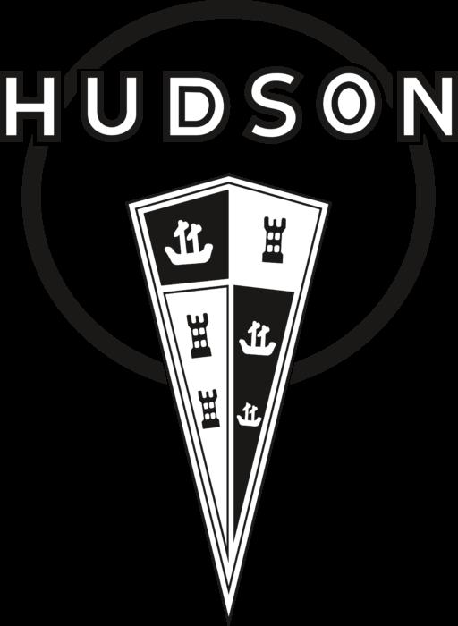Hudson Motor Car Company Logo black