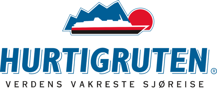 Hurtigruten ASA Logo old