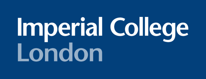 Imperial College London Logo blue