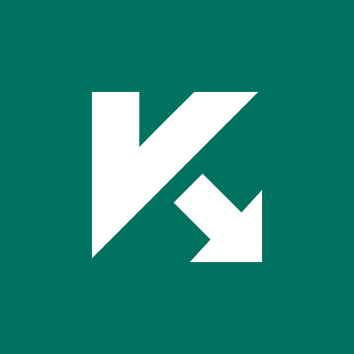 Kaspersky Anti Virus Logo old