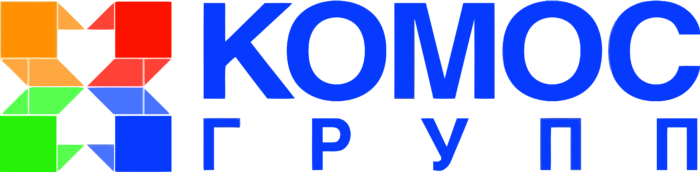 Komos Logo horizontally